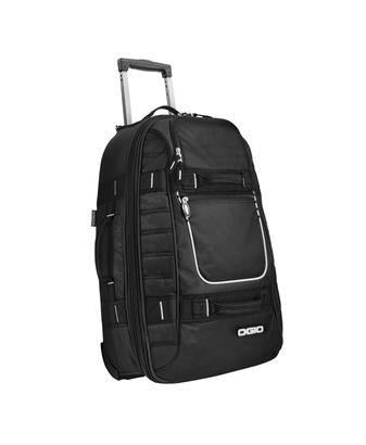 Corporate Rolling Bag - Embroidered OGIO Pull Through Travel Bag - 611024