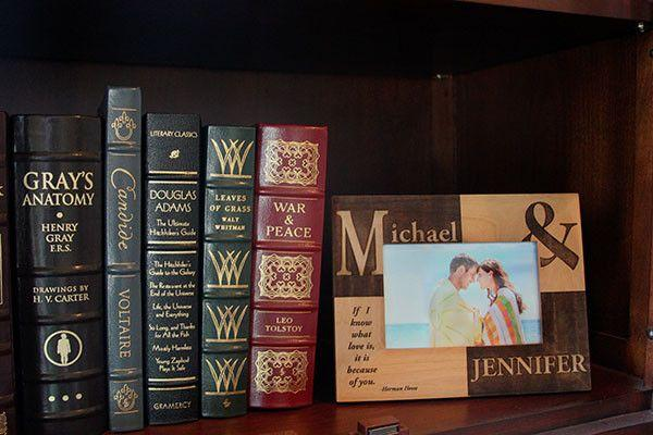 Personalized Love Photo Frames - Qualtry Personalized Gifts