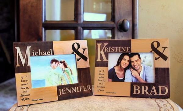 Personalized Love Photo Frames