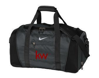 Corporate Duffel Bag - Embroidered Nike Medium Duffel - TG0241