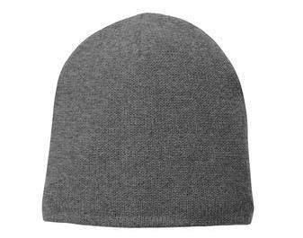 Corporate Headwear - Port & Company Fleece-Lined Beanie Cap - CP91L