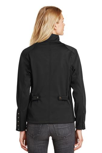 Corporate Apparel - Embroidered Ladies OGIO Bombshell Soft Shell Jacket - LOG500