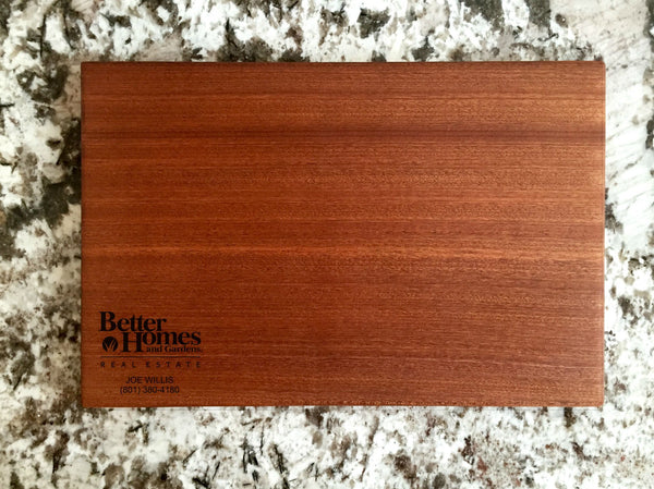 Better Homes and Gardens 10x15 Mahogany Boards (Better Homes and Gardens Agent Only)