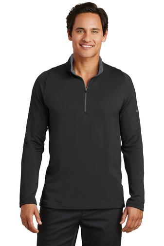 Corporate Apparel - Embroidered Nike Dri-FIT Stretch 1/2-Zip Cover-Up - 779795