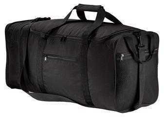 Corporate Duffel Bag - Embroidered Port Authority Packable Travel Duffel - BG114