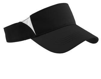 Corporate Headwear - Sport-Tek Dry Zone Colorblock Visor - STC13