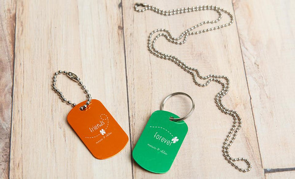 Personalized Dog Tags – Friendship