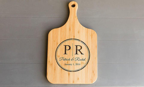 Realty World Personalized Extra-Large Serving Boards