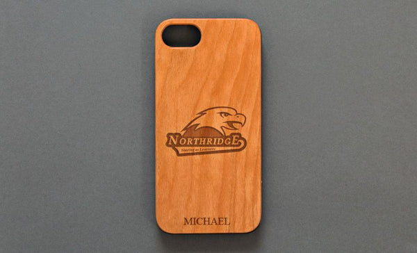 Northridge Elementary - Logo Engraved Phone Cases