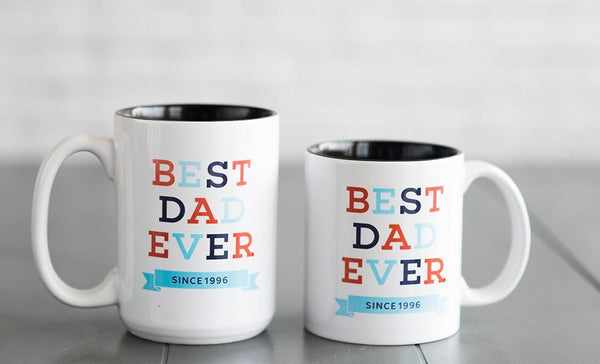 Customized Father's Day Mugs