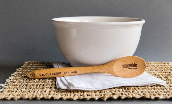 Citywide Branded Custom Spoons (12 Units)