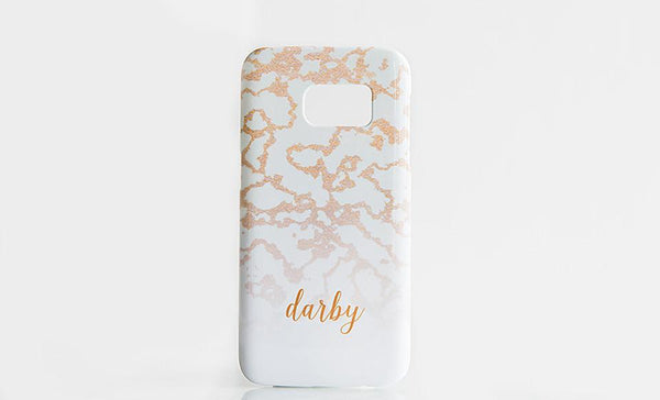 Cell Phone Cases - Watercolor and Marble Designs - Free Shipping