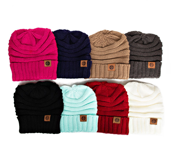 Non-Personalized Adult Beanies - Free Shipping