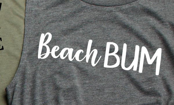 Beach Bum – Long Tank Collection