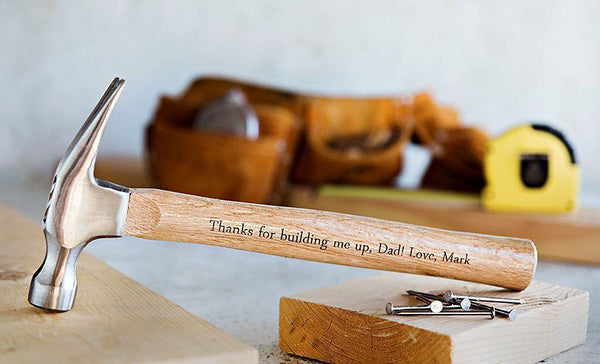 Corporate Home Accessory - Personalized Hammers