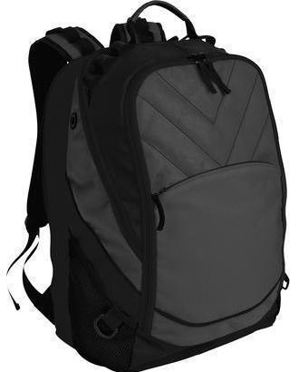 Corporate Backpack - Embroidered Port Authority Xcape Backpack - BG100
