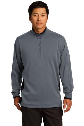 Corporate Apparel - Embroidered Nike Dri-FIT 1/2-Zip Cover-Up - 578673