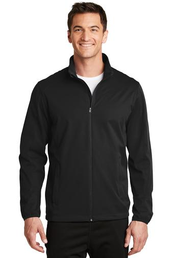 Corporate Apparel - Embroidered Port Authority Soft Shell Jacket - J717