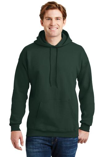 Corporate Apparel - Custom Printed Hanes Ultimate Cotton - Pullover Hooded Sweatshirt - F170