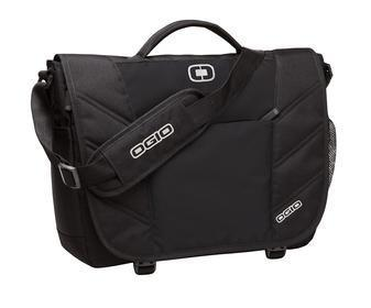 Corporate Messenger Bag - Embroidered OGIO Upton Messenger - 417015