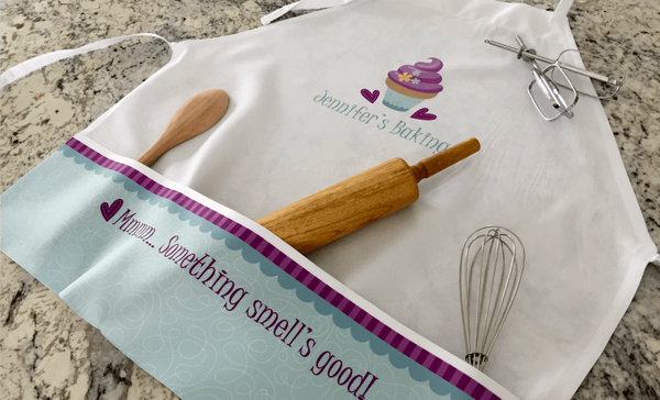 Personalized Baking Aprons - Qualtry