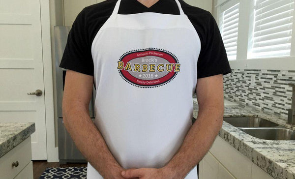 Personalized Grillin Aprons