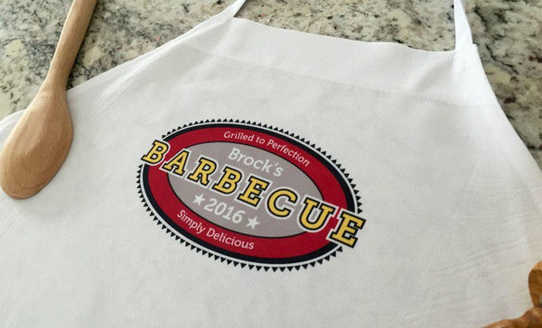 Personalized Grillin Aprons - Qualtry Personalized Gifts