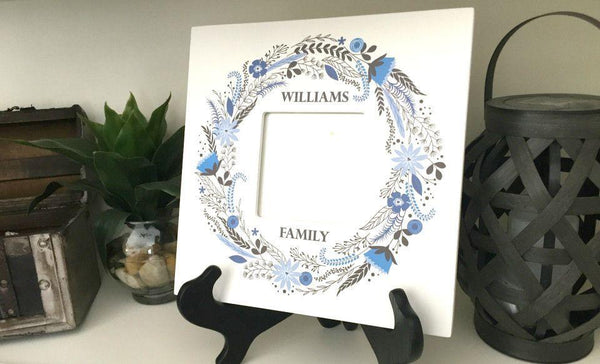 Personalized Mirror Frames - Qualtry