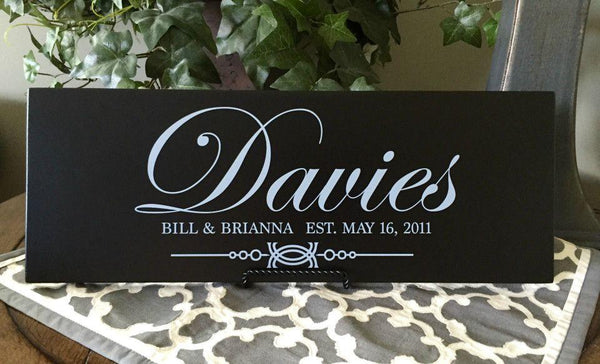 Family Wall Signs - Qualtry Personalized Gifts