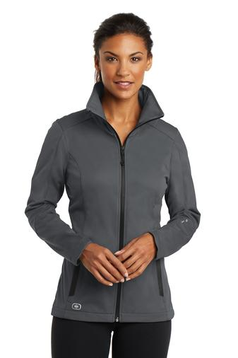 Corporate Apparel - Embroidered Ladies OGIO Endurance Soft Shell Jacket - LOE720