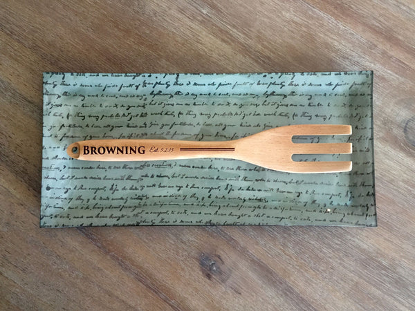 Corporate Gift Item - Decorative Wooden Spoons and Forks