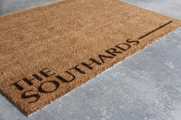 Hillshire Realty Group Custom Engraved Door Mats (Hillshire Realty Agents Only)