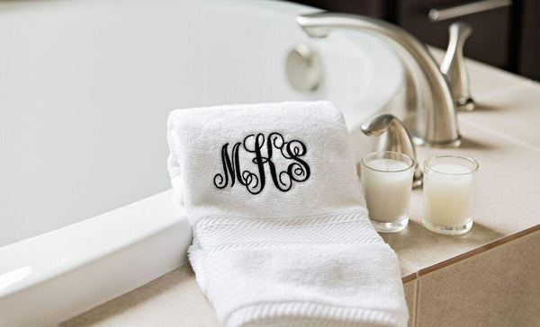 Customized Luxury Hand Towels