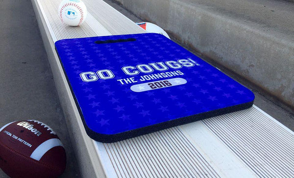 Personalized Medium Stadium Seats - Qualtry