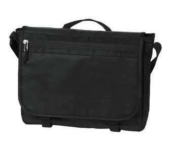 Corporate Messenger Bag - Embroidered Port Authority Nailhead Messenger - BG301