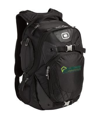 Corporate Backpack - Embroidered OGIO Squadron Pack - 411047