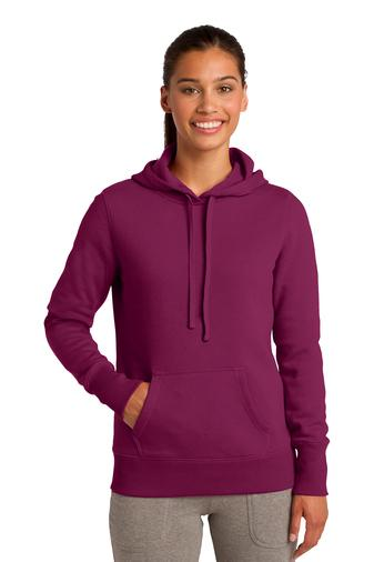 Corporate Apparel - Custom Printed Sport-Tek Ladies Pullover Hooded Sweatshirt - LST254