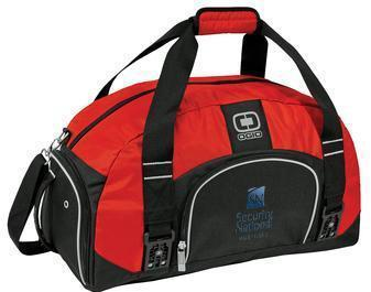Corporate Duffel Bag - Embroidered OGIO Big Dome Duffel - 108087