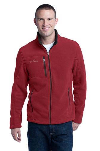 Corporate Apparel - Embroidered Eddie Bauer Fleece Jacket - EB200