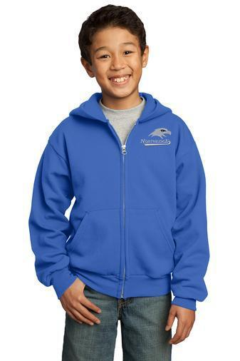 Northridge Elementary - Full-Zip Hooded Sweatshirt