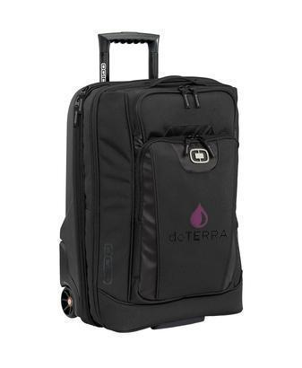 Corporate Rolling Bag - Embroidered OGIO® Nomad 22 Travel Bag - 413018