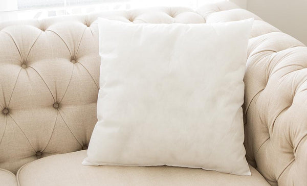 How many throw pillow inserts would you like to include?