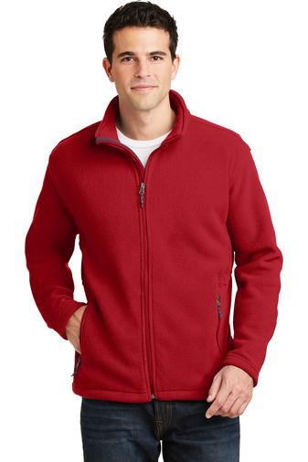 Corporate Apparel - Embroidered Port Authority Fleece Jacket - F217