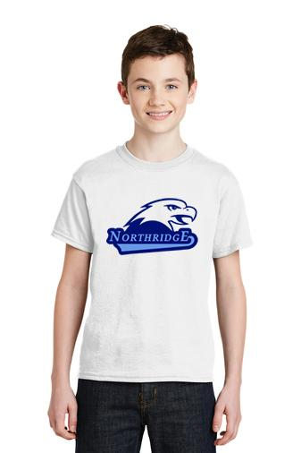 Northridge Elementary - Printed Cotton Poly T-Shirt