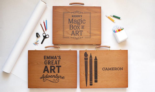 Customized 150-piece Art Set