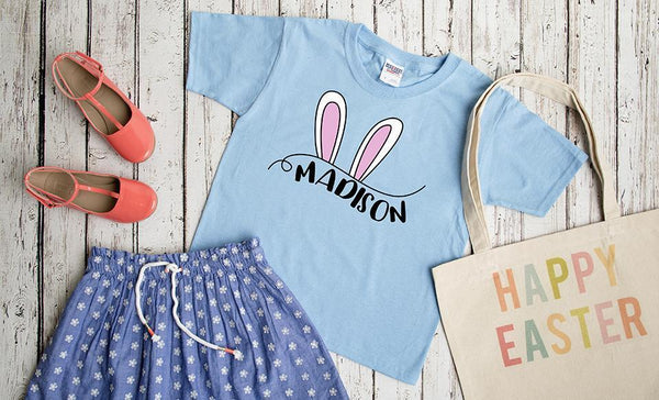 Customized Youth Easter T-Shirts