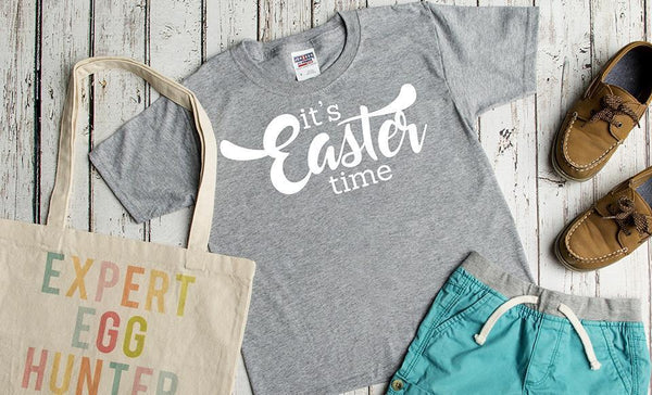 TEST Youth Easter T-Shirts
