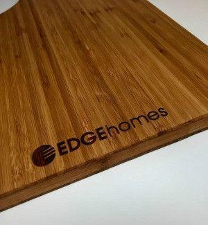 EdgeHomes Personalized Extra-Large Serving  Boards
