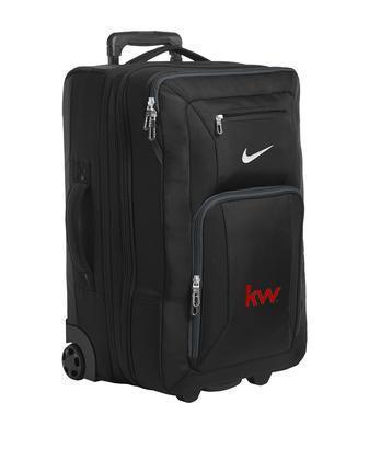 Corporate Rolling Bag - Embroidered Nike Elite Roller - TG0238