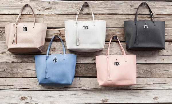 Corporate Bag - Monogrammed Handbags